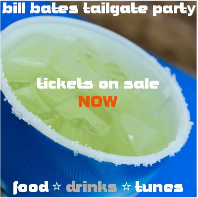 Bill Bates Tailgate Party